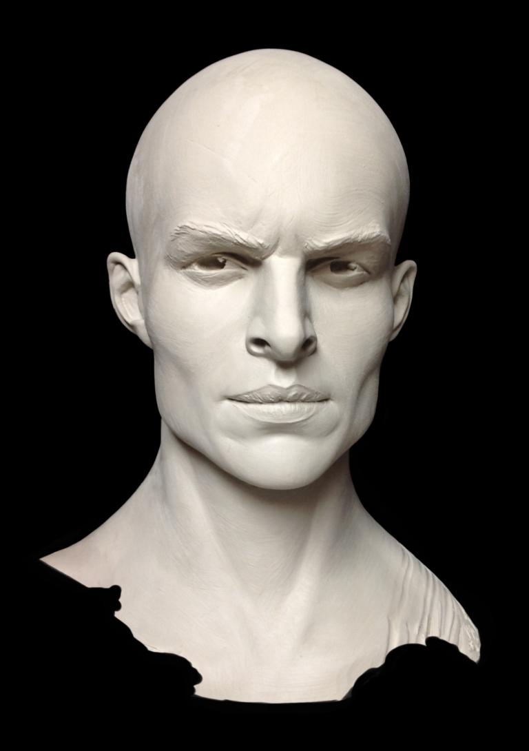 Jason Sculpture Terre Carole Schoeni