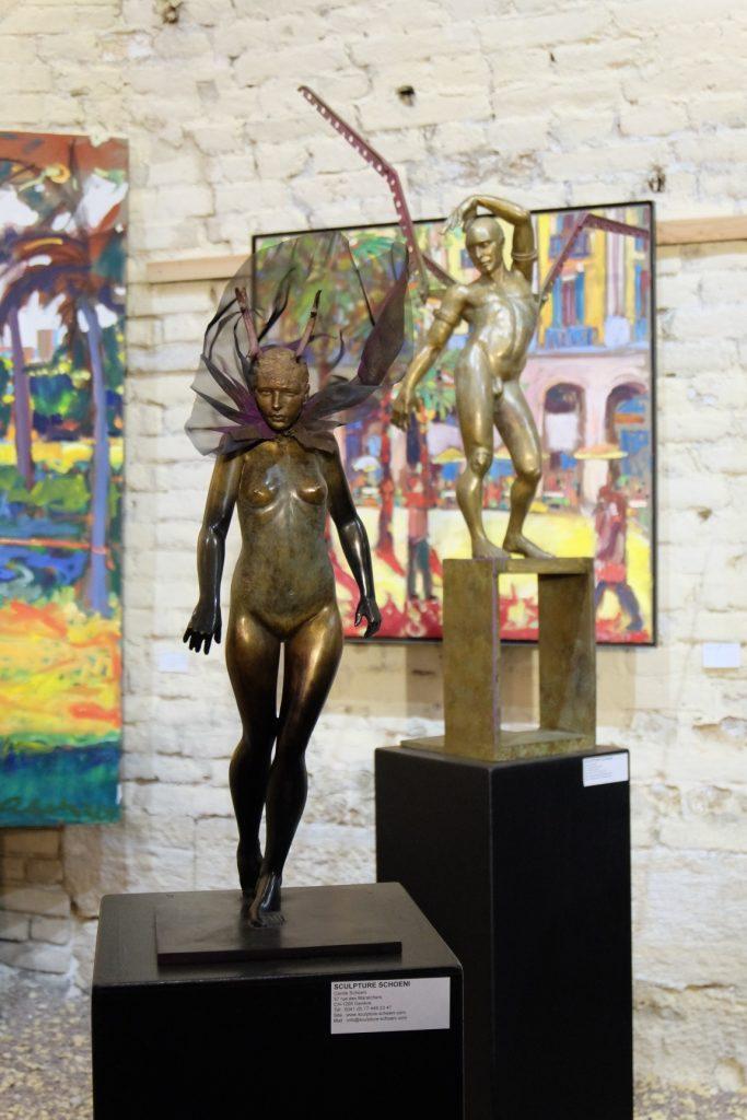 Exposition Carole Schoeni