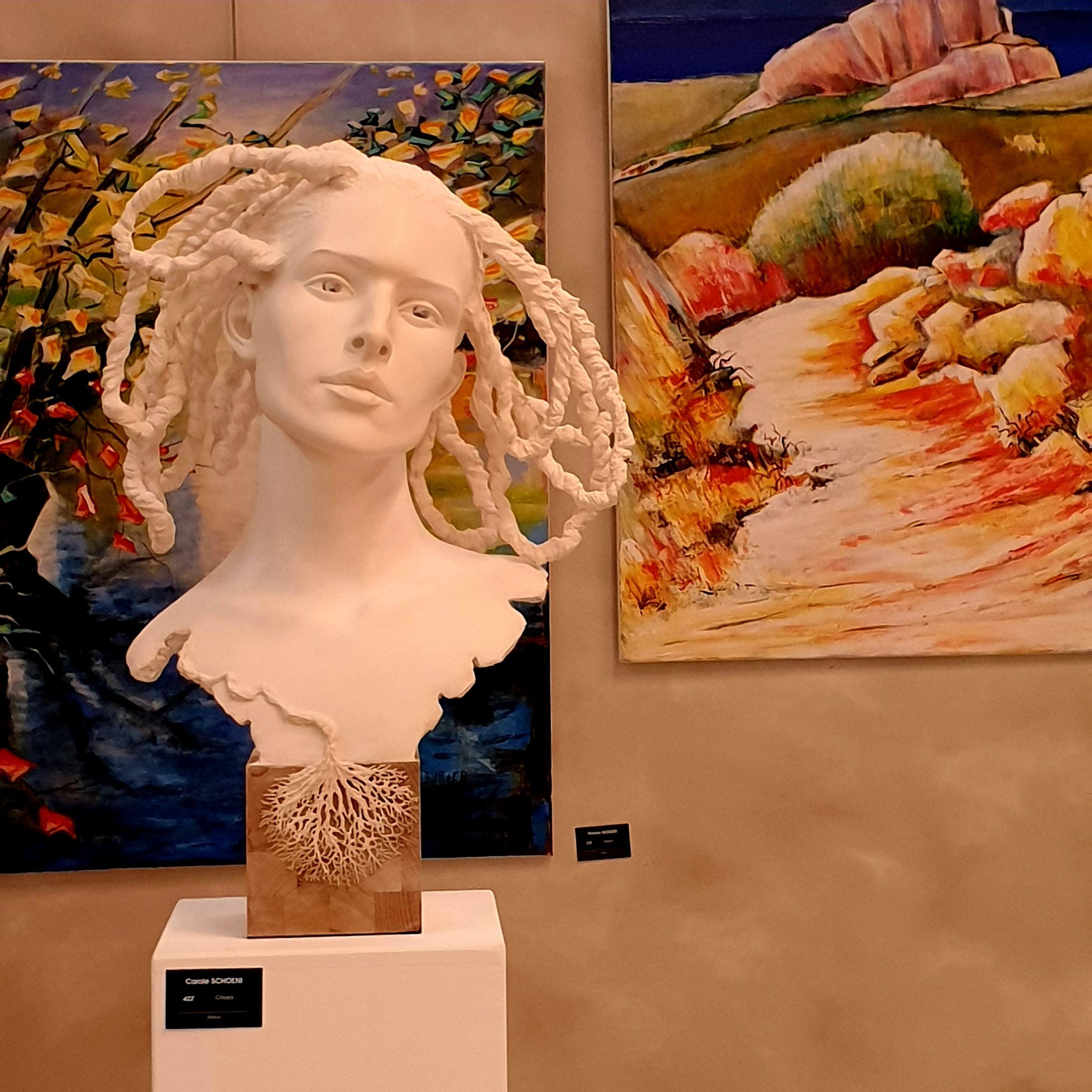 Carole Schoeni Sculpture